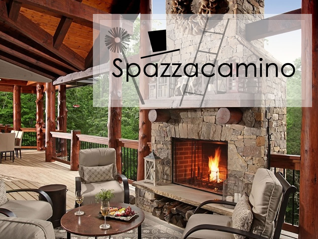 Villasanta - Spazzacamino Comignolo a Villasanta